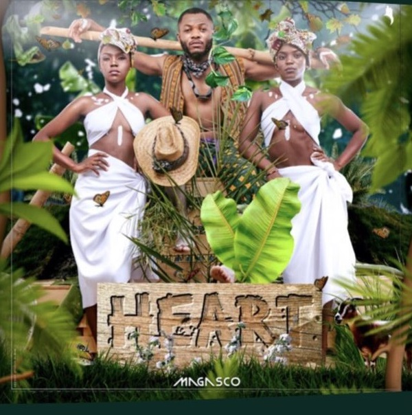 [Heart – son nouvel album] Magasco donne le dos aux singles pour un album.