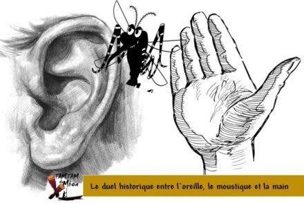 [Conte] Le duel historique entre l'oreille, le moustique et la main – Tamtam du Mboa