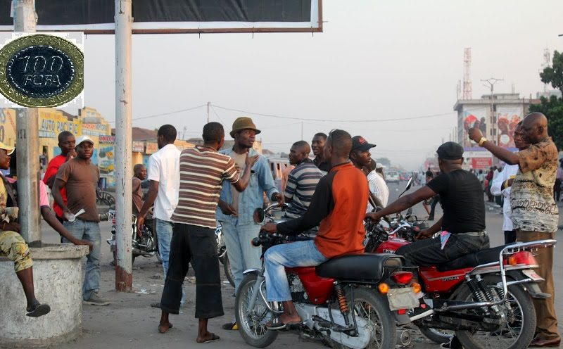 Le phénomène de pièces chez les conducteurs de moto taxi au Cameroun, un vrai calvaire