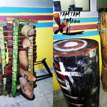 Instruments traditionnels, véritables bâtisseurs de la musique d'aujourd'hui – Tamtam Du Mboa